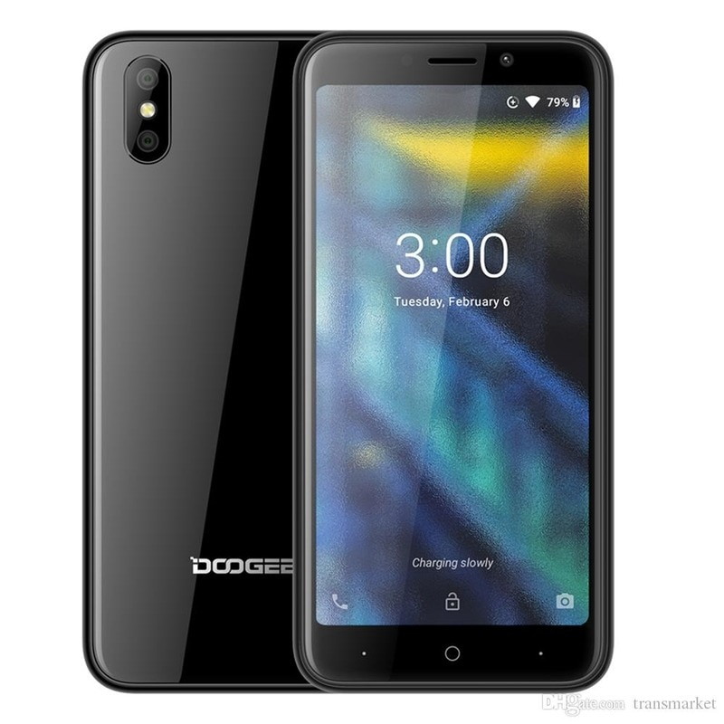 Doogee X50L أندرويد الهاتف الذكي MTK6737 رباعية النواة 4G LTE مقفلة الهاتف المحمول 5.0