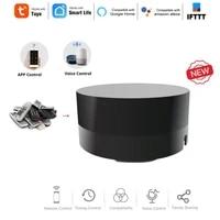 Tuya     telecommande intelligente universelle IR  WiFi  infrarouge Blaster  Hub de controle domestique  fonctionne avec Amz Alexa Google Home
