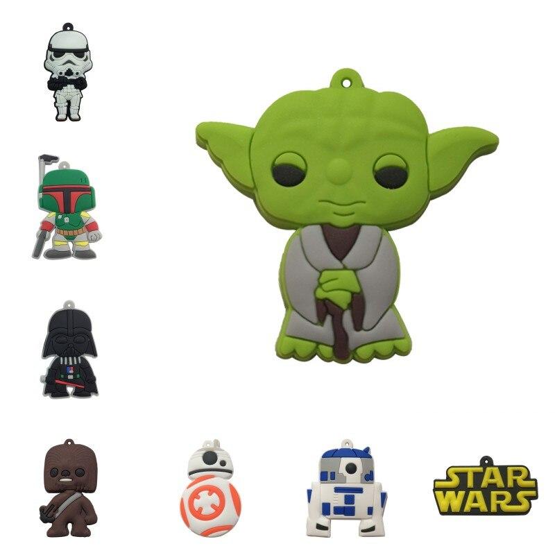1 piezas genial Star Wars de imanes de nevera de gran tamaño pegatinas magnéticas casa decoración recuerdo imanes de nevera de regalo de los niños
