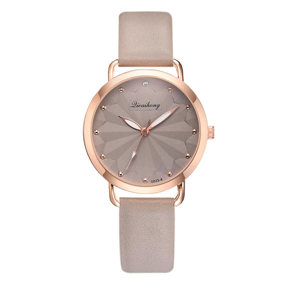 Leather Band Quartz Watch Relogio Feminino Ladies Casual Sports Dress Watches Analog Clocks Montre Femme enlarge