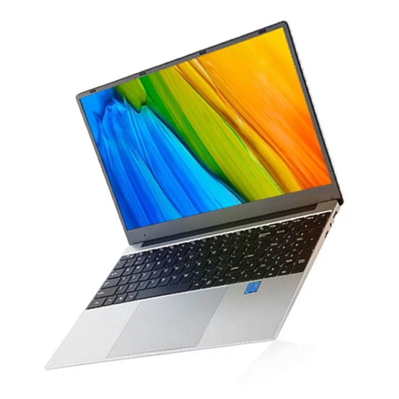 Chinese factory cheap price Ultra Slim 15.6 inch laptop Computer 2GB 32GB eMMC Netbooks notebooks not used laptop