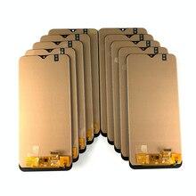 10 piezas TFT para Samsung Galaxy A205/DS A205F A205FD A205A pantalla táctil digitalizador montaje para Samsung A20