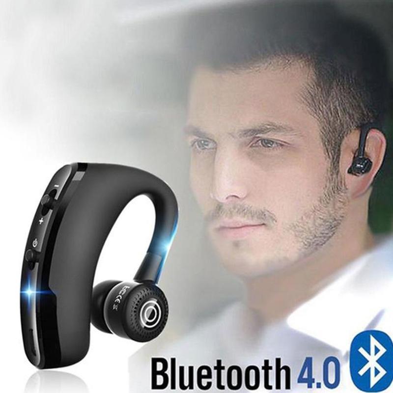 Nuevo V9 inalámbrico Bluetooth 4,0 auriculares forma física deporte auricular manos libres