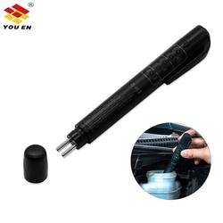 Youen universal líquido de freio do carro líquido óleo preciso qualidade verificação caneta ferramenta 5 leds testador digital veículo automóvel automotivo