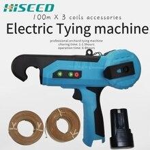 Machine à attacher électrique de raisin et de vignoble de 25mm en Europe et aux états-unis