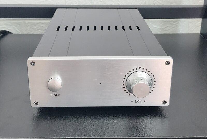 Nobsound использует американскую трубку усилителя LM3886 для поддержки 2,0 каналов 2*68 Вт мощных и басовых регулируемых усилителей мощности