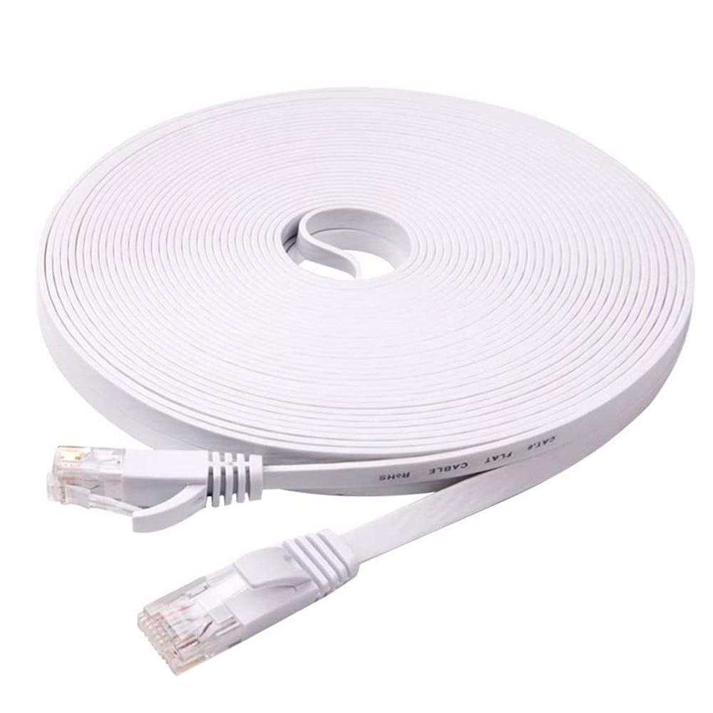 0,5 m 1m 2m 3m 5m 10m 15m 20m 30m Cable CAT6...