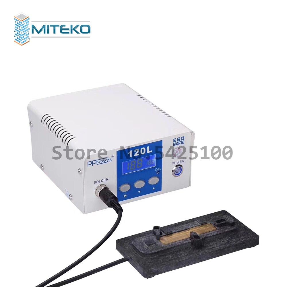 PPD120-محطة إزالة اللحام متعددة الوظائف ، وحدة المعالجة المركزية ، منصة التسخين المسبق ، A8 A9 A10 A11 ، أداة إزالة رقاقة الهاتف