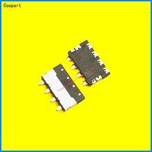 5 개/몫 Coopart 새로운 4Pin 내부 배터리 커넥터 홀더 휴대 전화 샤오미 화웨이 Alcatel ZOPO THL Jiayu