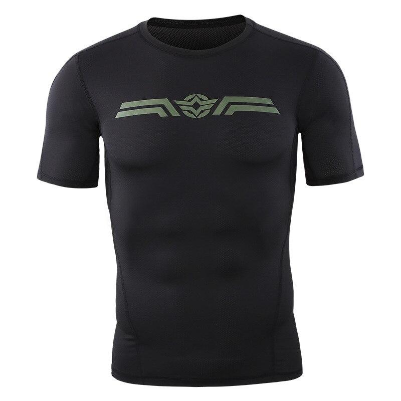Тактические футболки, тактические уличные спортивные мужские тактические футболки с коротким рукавом, военная походная футболка, свободны...