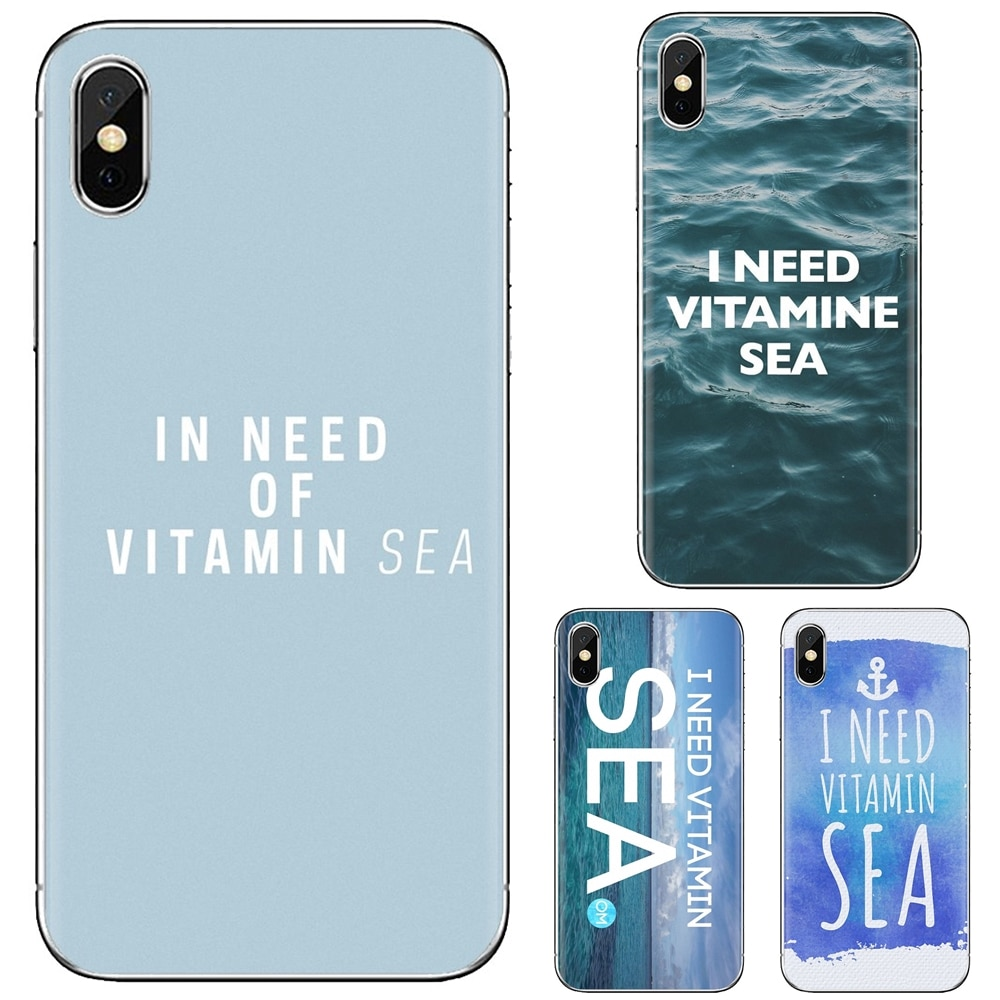 Capa macia capas para bq aquaris c u2 u v x2 x lite pro plus e4.5 m4.5 x5 e5 4g m 2017 vitamina mar tomar nossa real