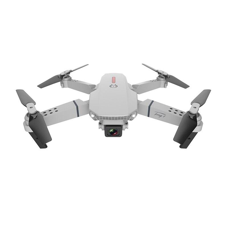 E88 RC Drone 1080P HD caméra positionnement visuel WiFi FPV quatre axes avion hauteur préservation professionnel quadrirotor