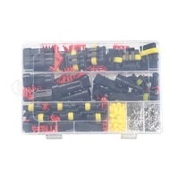 352pcs hid waterproof connectors 1234 pin 26 sets electrical car wire connector plug truck harness 300v auto car marine parts