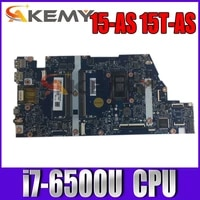 for hp envy notebook 15 as014wm 15 as laptop motherboard 857242 601 857242 501 i7 6500u 6050a2857201 mb a03 100 working