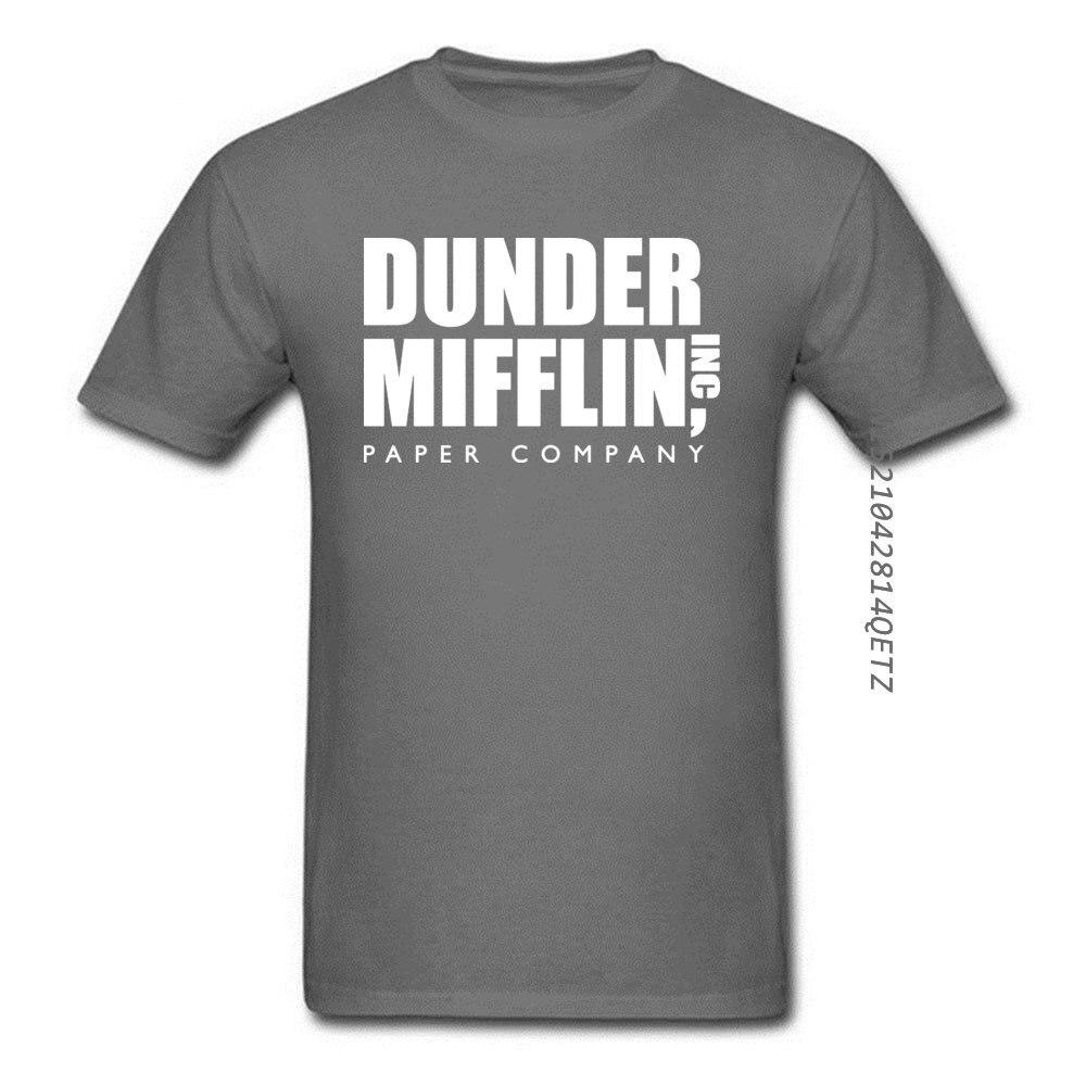 Camiseta de algodón con cuello redondo para hombre y Camiseta con estampado...