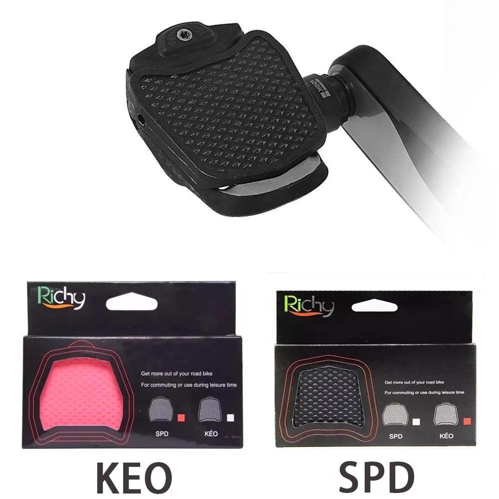 Accesorios Para Pedales de Bicicleta de carretera, gran oferta, Spd/ Keo, SPD...