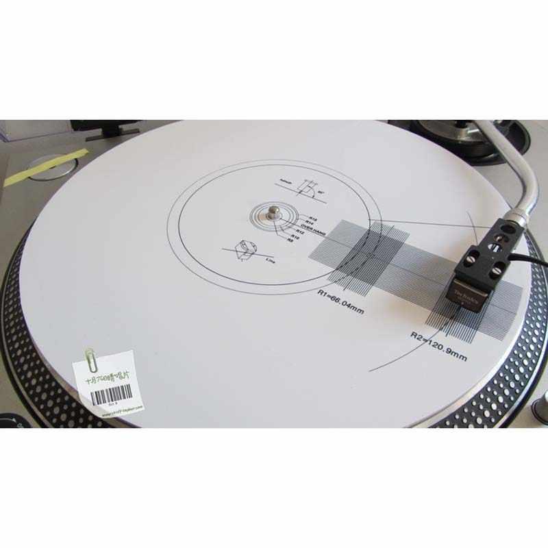 Neue Anti Schiebe Lp Vinyl Record Pickup Kalibrierung Platte Abstand Gauge Winkelmesser Einstellung Werkzeug Lineal Für Plattenspieler Zugriffs Plattenspieler Aliexpress