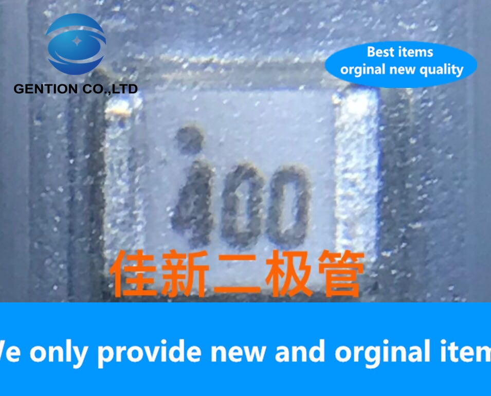 20 pces 100% novo original 4532-401-lf 400 v tubo de descarga de gás cerâmica DO-214AA tela de seda 400