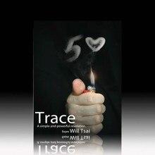 Trace (truco-trucos de magia fáciles escenario de magia juguetes clásicos mágicos tarjeta divertida mentalismo mágico accesorios para trucos de ilusionismo