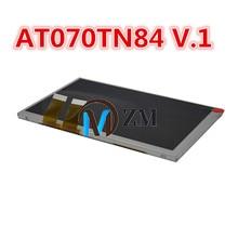 NEW AT070TN84 V.1 AT070TN84 V1 car DVD Navigation GPS LCD screen display panel module monitor wtih touch panel digitizer