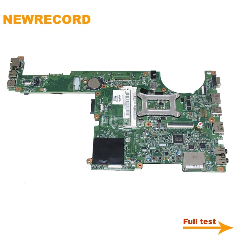 Купить с кэшбэком NEWRECORD 48.4KT01.021 655561-001 641734-001 643216-001 641733-001 FOR HP Probook 6360b INTEL QM67 UMA laptop motherboard
