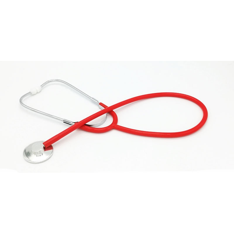 Aid Single Headed Stethoscope Portable Medical For Doctor Auscultation Device Equipment Tool Professional Stethoscope