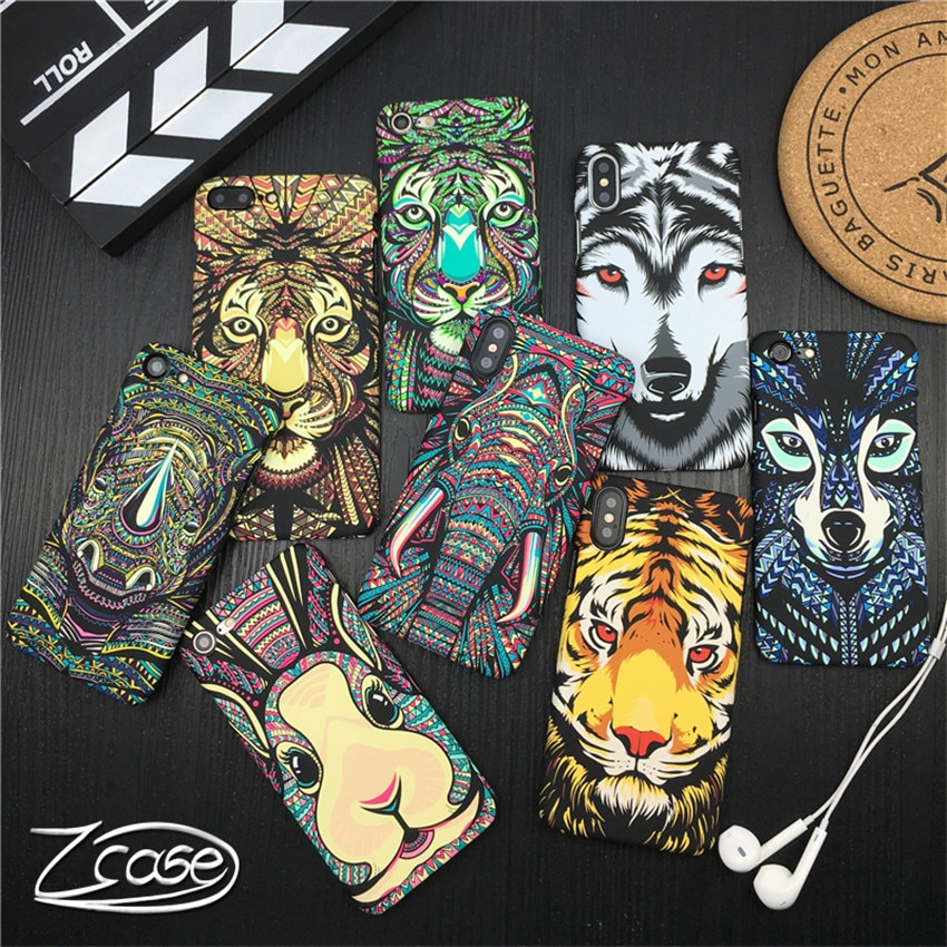 AliExpress - Pattern Luminous Animal Hard Case For iPhone 12 11 Pro Max 7 8  6s Plus Xs Max XR Samsung Galaxy S8 S9 S10 Plus Note 8 9 10 pro