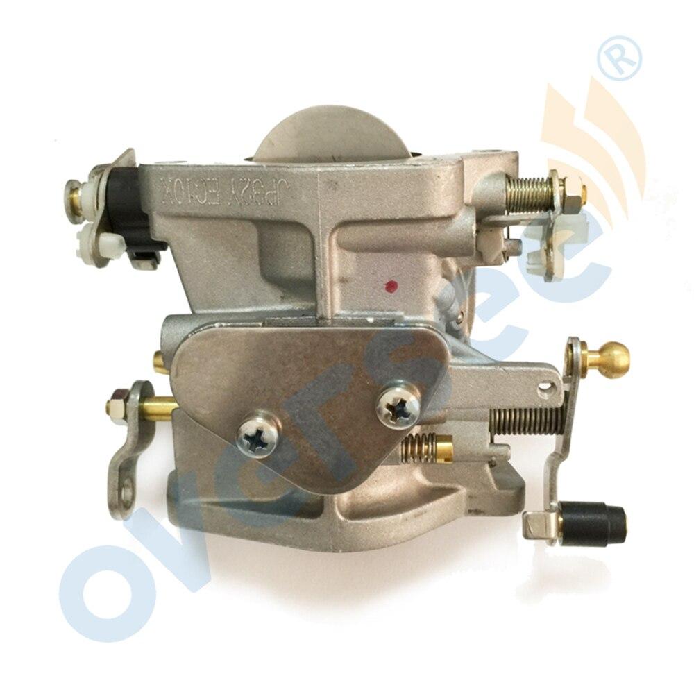 6K5-14301-03 Down Carburetor For Yamaha 60HP E60M Outboard Engine Parsun T60 Boat Motor aftermarket Parts 6K5-14301-3 enlarge