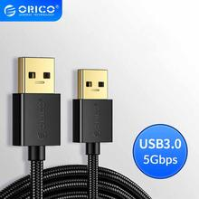 ORICO USB Verlängerung Kabel High Speed 5 Gbps USB 3,0 Kabel USB 3,0 Daten Sync Kabel für Heizkörper Festplatte HDD Extender Kabel