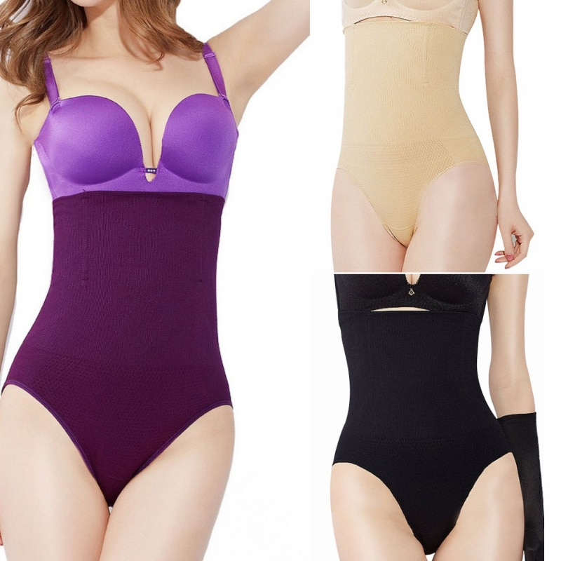 2020 moda nova mulher corpo shaper cintura trainer emagrecimento roupa interior bodysuit shapewear shaper shapwear moldar controle de barriga cintura alta