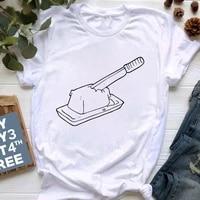 hot summer cute cartoon knife pattern women%e2%80%99s t shirt newest vouge streetswear t shirt 90s harajuku kawaii tops tee