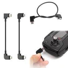 Data Cable for DJI Spark/MAVIC Pro/Mavic 2 Air/Mini Directly Connect To Smartphones Tablets For IPho