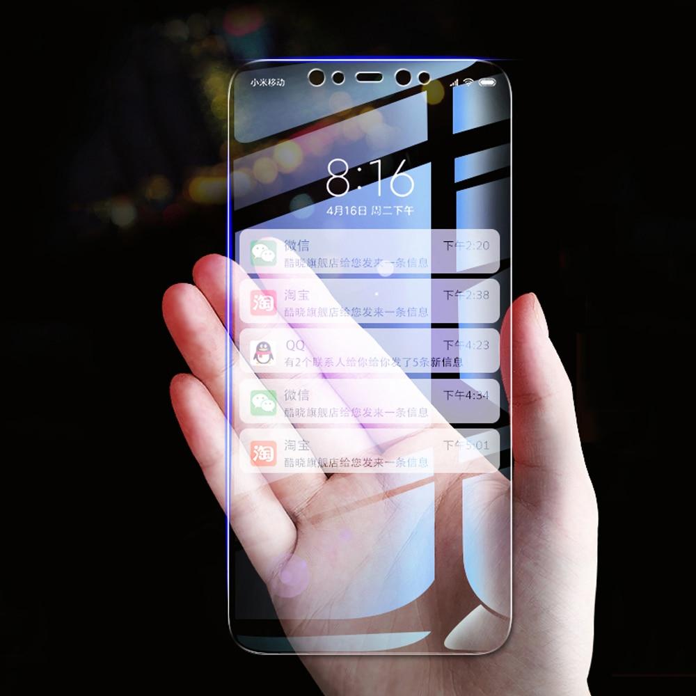 tempered on the glass for xiaomi mi 6 6x 8 9 se pro max 3 mix 3 pocophone f1 a2 lite phone screen protector mi 8 protective film