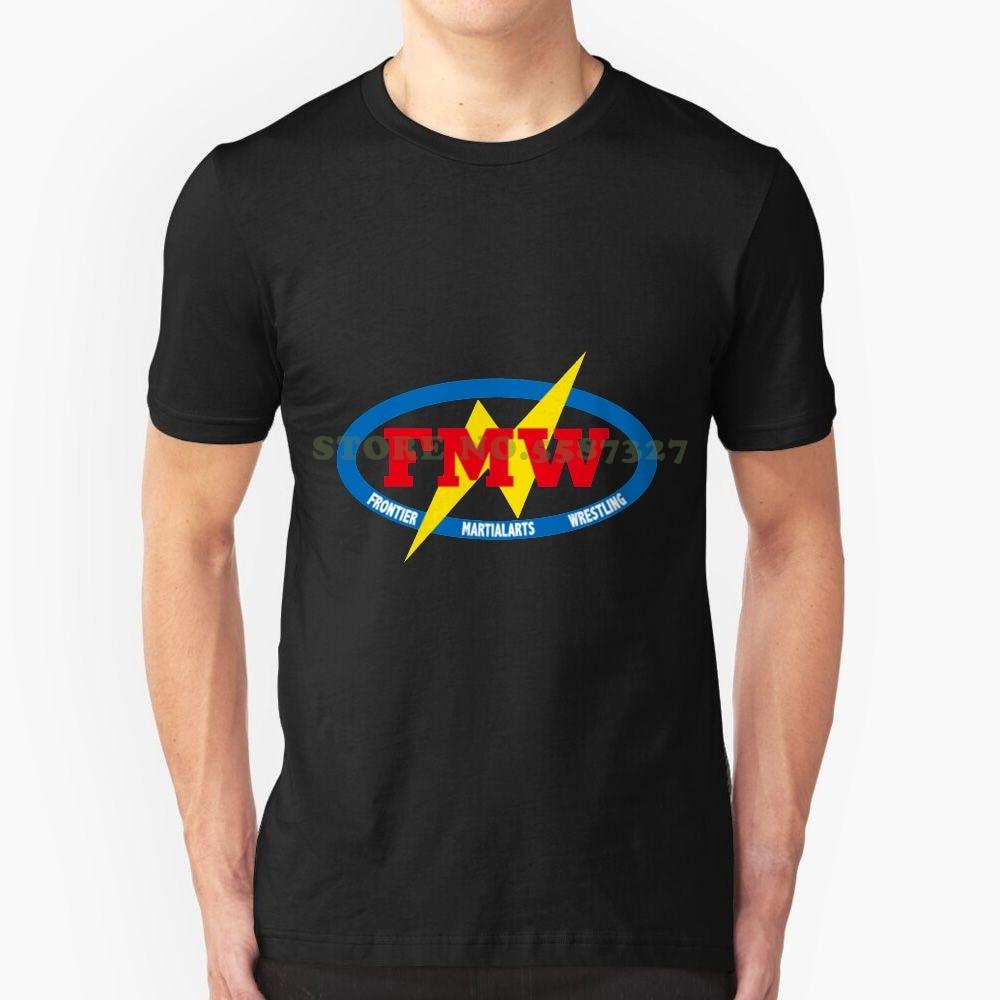 FMW Logo Tee T camisa camisetas