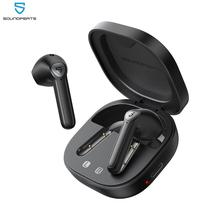 SOUNDPEATS TrueAir2 Wireless Earbuds Bluetooth V5.2 Headset QCC3040 aptX Dual Mic CVC Noise Cancella