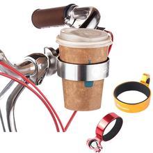 Fahrrad Bike Radfahren Tasse Halter Kaffee Trinken Flasche Lenker Halterung Werkzeug