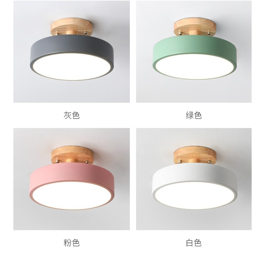 الحديثة سطح شنت LED ضوء السقف غرفة المعيشة غرفة نوم ضوء الممر شرفة LED مصباح السقف المطبخ أضواء السقف
