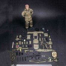 Nouveau 1/6 échelle à collectionner ensemble complet DAMTOYS 78059 1/6th 8th anniversaire édition russe SPETSNAZ MVD SOBR LYNX jouet