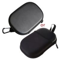 Противоскользящая сумка для хранения из искусственной кожи, портативный жесткий чехол с карабином для наушников Bose QC15 QC25 QC35
