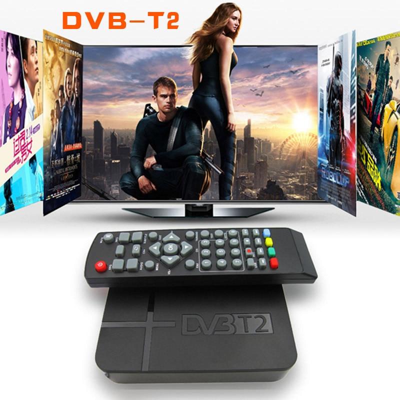 High Digital TV Terrestrial receiver DVB T2 K2 support youtube FTA H.264 MPEG-2/4 PVR TV Tuner FULL HD 1080P set top box DFDF недорого