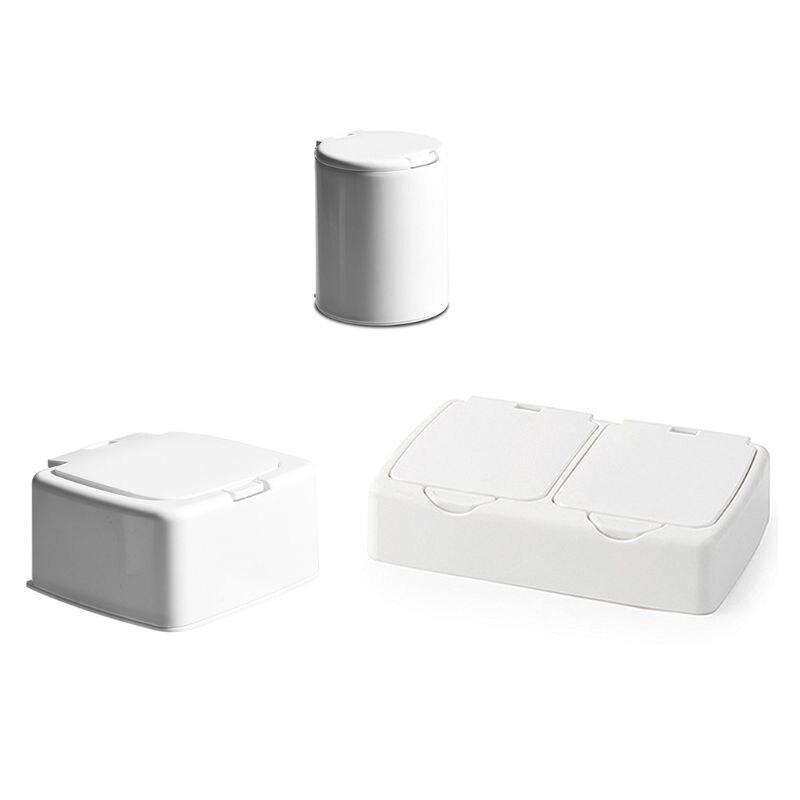 Caixa de armazenamento pop-up portátil organizador de maquiagem caso de jóias pequeno objeto titular