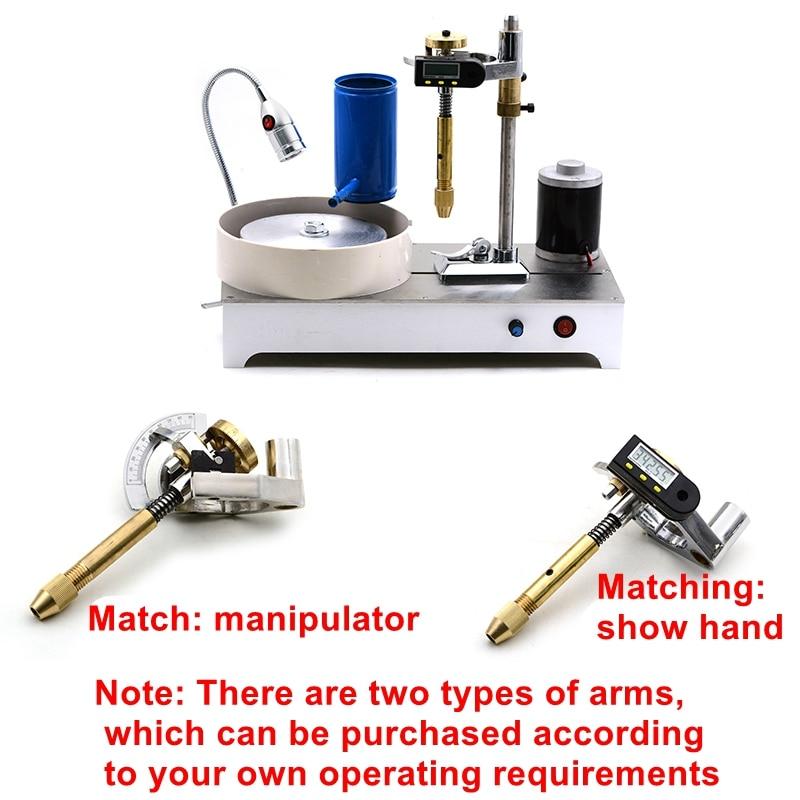 Jade Polishing Machine Angle Machine Folding Machine Gemstone Machining Machine Grinder Diamond Grinder Gemstone