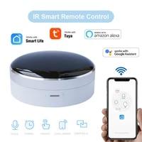 Tuya     maison intelligente  Wifi  telecommande IR universelle  prise en charge de Siri Alexa  Google Home