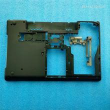Nouveau OEM pour Lenovo Thinkpa E530 E535 E530C E545 housse de fond pour ordinateur portable boîtier inférieur + jeu de charnières 04W4110 AM0NV000700