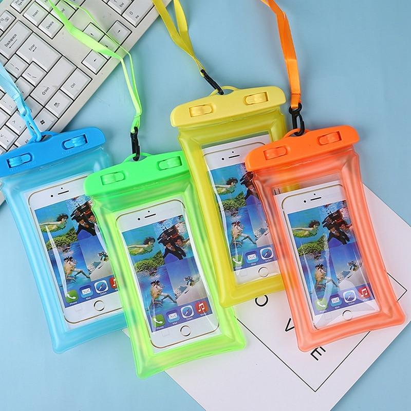 Универсальный Водонепроницаемый Чехол для Телефона iPhone 11 X XS MAX 8 7 6 s 5 Plus, чехол-сумка, чехлы для плавания и дайвинга