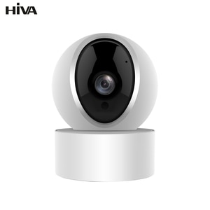 1080P WiFi Home Camera Wireless IP Security Surveillance System IP Camera with Tuya Smart Life App Control for Home Alarm System