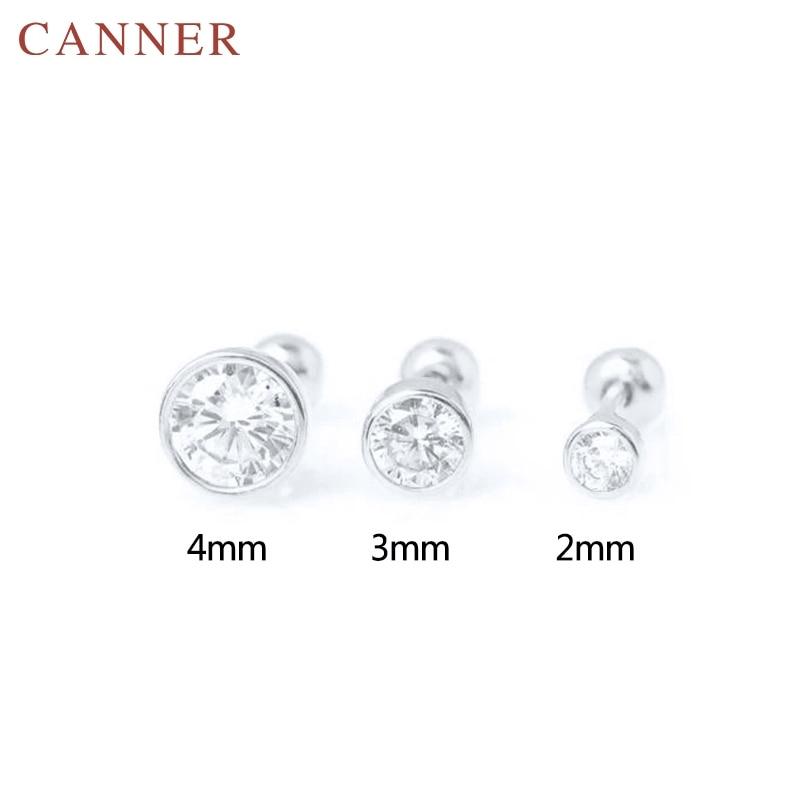 1-шт-Модные-cz-3-зубец-трагус-хрящ-925-стерлингового-серебра-серьги-гвоздики-с-кристаллами-циркония-ювелирные-изделия-для-пирсинга-золотой-про