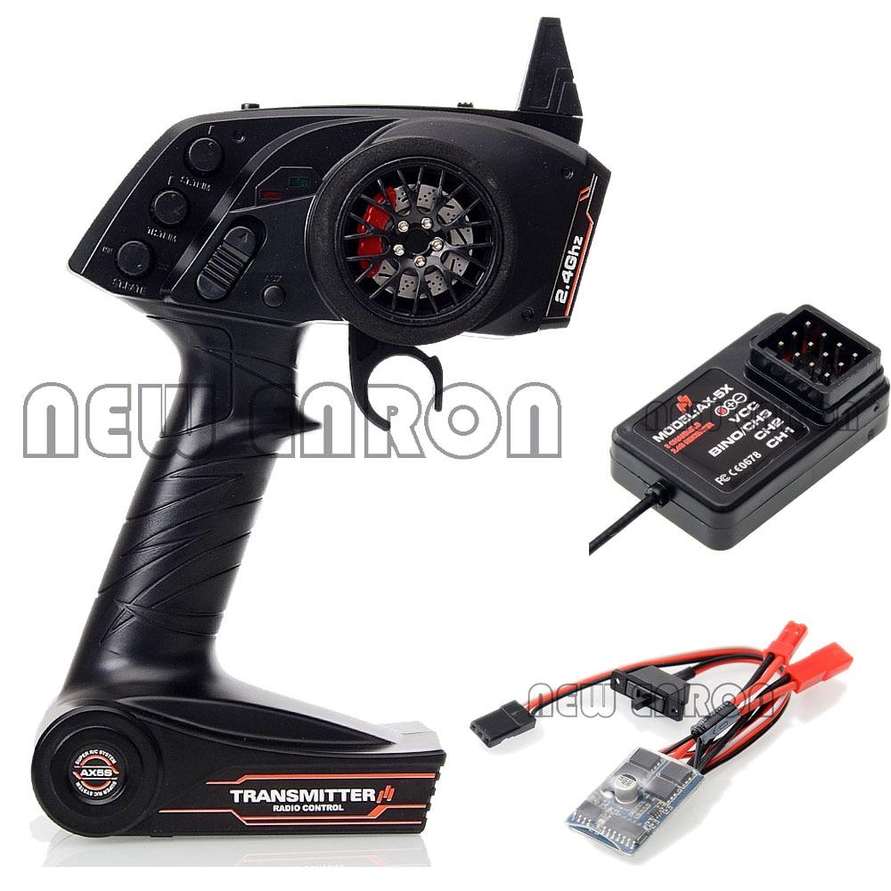 NEW ENRON 3CH Remote Control Receiver RC Controller Digital Radio Remote Control Transimitter RC Roc