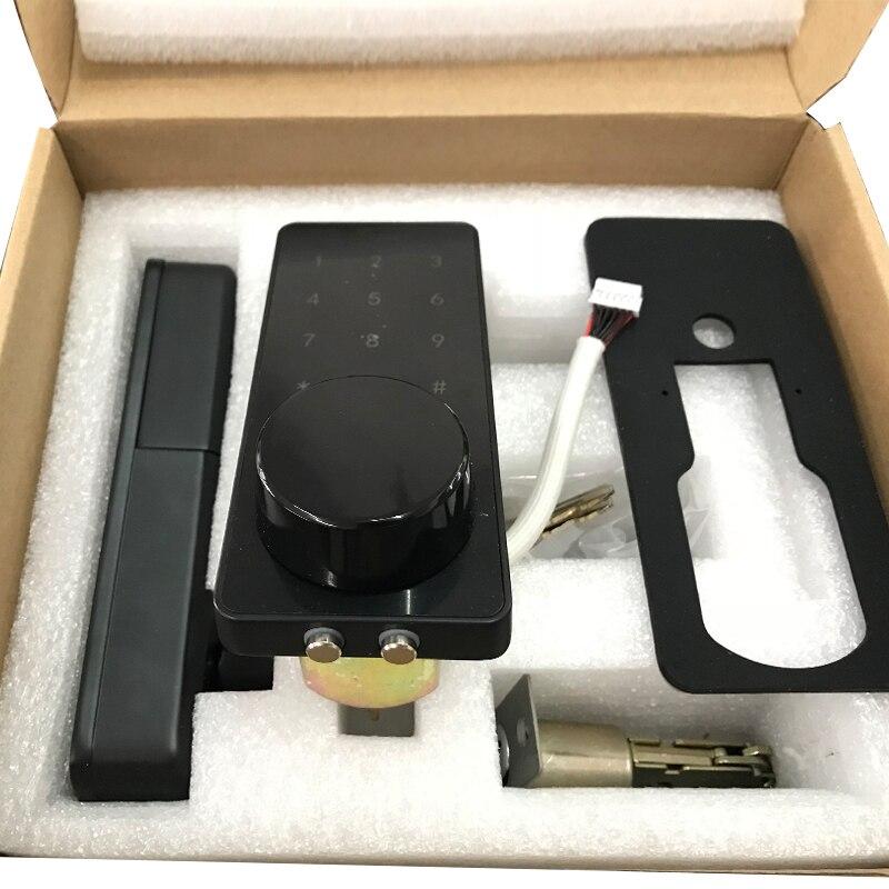 tuya smart home digital lock cerradura inteligente wifi deadbolt electronic door lock