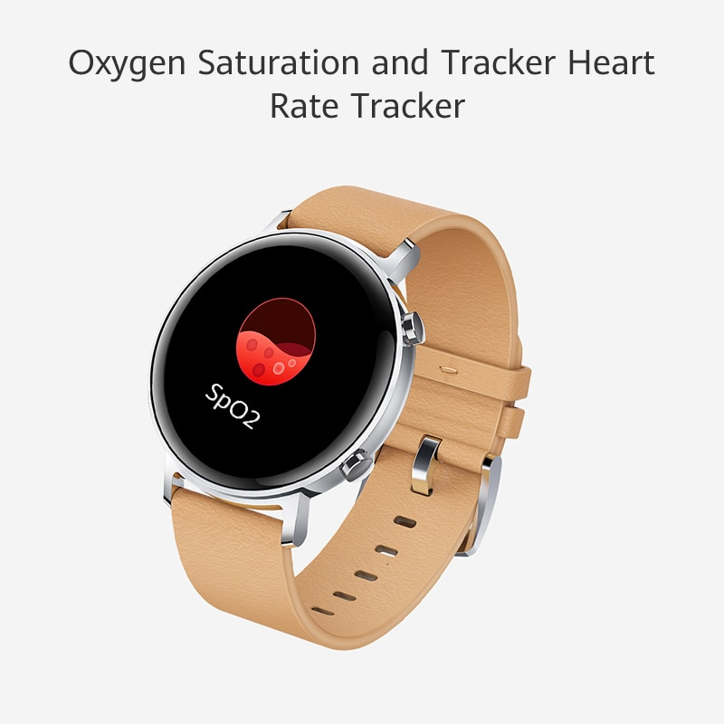 Huawei Watch GT2 42mm Smart Watch Bluetooth Smart Watch 215mAh NFC GPS 5.1 Ringer Pulse For Android iOS